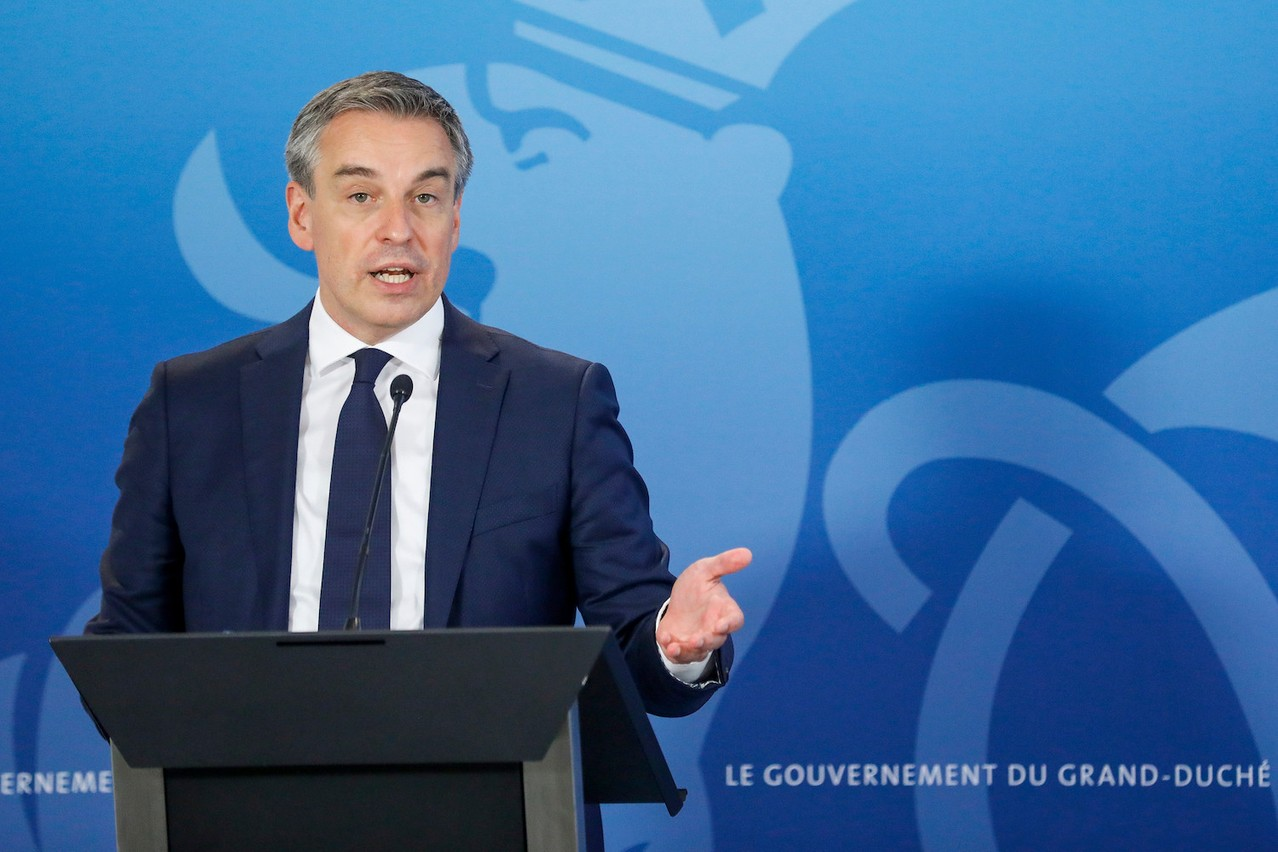 A third of school drop-outs are aged 16 to 18, education minister Claude Meisch said, prompting the government to raise the compulsory school age Photo: SIP/Julien Warnand