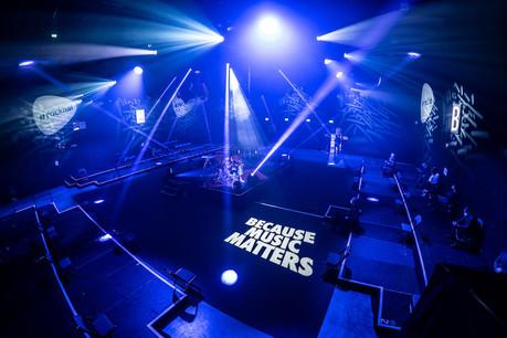 Le mouvement «Because Music Matters» reprend à la Rockhal. (Photo: Claude Piscitelli)