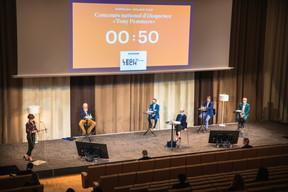 Concours d'éloquence - 29.06.2021 ((Photo: Simon Verjus/Maison Moderne))