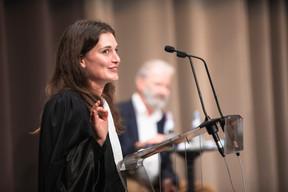 Julie Nys (GSK Stockmann) ((Photo: Simon Verjus/Maison Moderne))