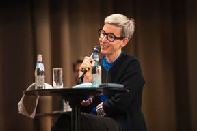 Sam Tanson (Ministre de la Justice) ((Photo: Simon Verjus/Maison Moderne))