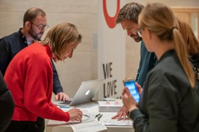 Anabel Witry (Design Friends) ((Photo: Jan Hanrion / Design Friends))