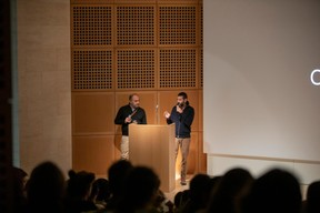 Rafa Martínez (Folch Studio) et Albert Folch (Folch Studio) ((Photo: Jan Hanrion / Design Friends))