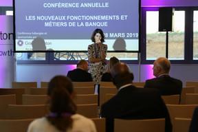 Conférence annuelle de l'association Finance & Technology Luxembourg chez Grant Thornton ((Photo: Romain Gamba))