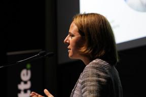 Corinne Cahen (ministre de la Famille) ((Photo: Deloitte Luxembourg))