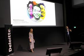 Emmanuelle Petit (Brand and Excellence Director, Deloitte Luxembourg) et Christian van Dartel (Partner and Diversity & Inclusion Leader, Deloitte Luxembourg) ((Photo: Deloitte Luxembourg))