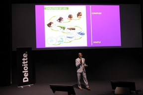 Navi Radjou (Speaker et auteur) ((Photo: Deloitte Luxembourg))