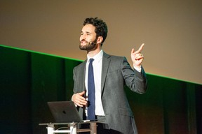Dr. Daniel Susskind (Oxford University) ((Photo: LaLa La Photo, Keven Erickson et Krystyna Dul))