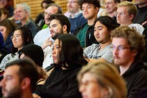 Conférence de Ian Anderson –Design Friends - 09.10.2019 ((Photo: Jan Hanrion/Maison Moderne))