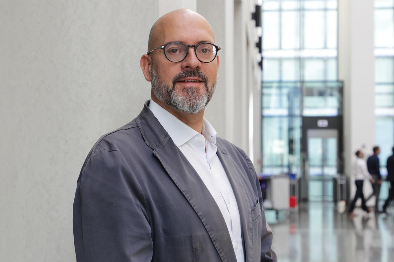 Adriano Picinati di Torcello coordonne le pôle Art&Finance pour Deloitte. (Photo: Deloitte Luxembourg)