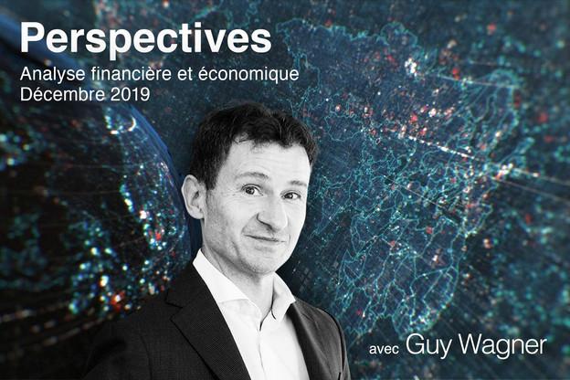 Analyse financière et économique (Décembre 2019) Guy Wagner, Directeur BLI
