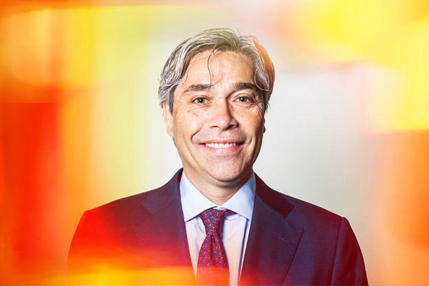 Marnix van den Berge, Managing Director, Financial Intermediaries chez Capital Group. (Crédit Photo: Maison Moderne)