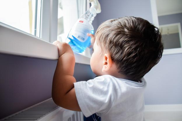Le nombre d'appels a augmenté de 20% la première semaine d'avril au centre antipoison. (Photo: Shutterstock)