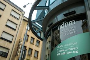 Le nombre de demandeurs d'emploi inscrits à l'Adem a certes reculé de 1,6% en juin, mais demeure 32% plus élevé en variation annuelle. (Photo: Matic Zorman / Archives Maison Moderne)