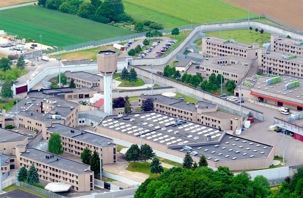 15 détenus issus de différentes sections de détention sont actuellement touchés par le Covid-19. (Photo: INCA)