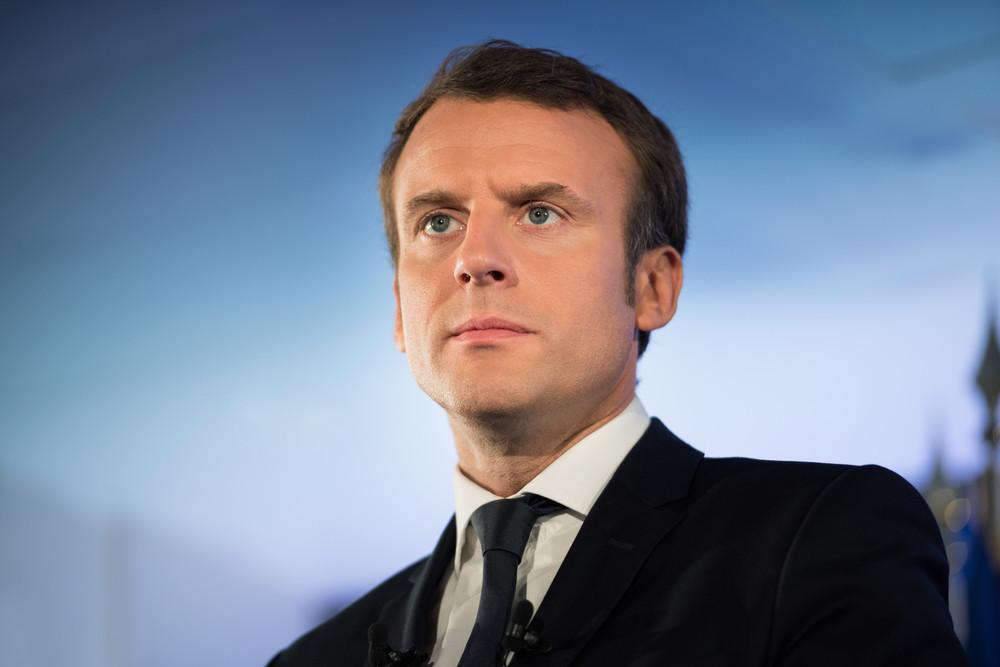 Emmanuel Macron doit s'exprimer à nouveau à la télévision lundi prochain. (Photo: Shutterstock)