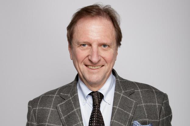 Le président de la Fédération des entreprises luxembourgeoises de construction et de génie civil, Roland Kuhn, insiste sur le besoin qu'ont les entreprises de bénéficier de liquidités, et donc de voir leurs factures payées très rapidement. (Photo: Jan Hanrion / Maison Moderne)
