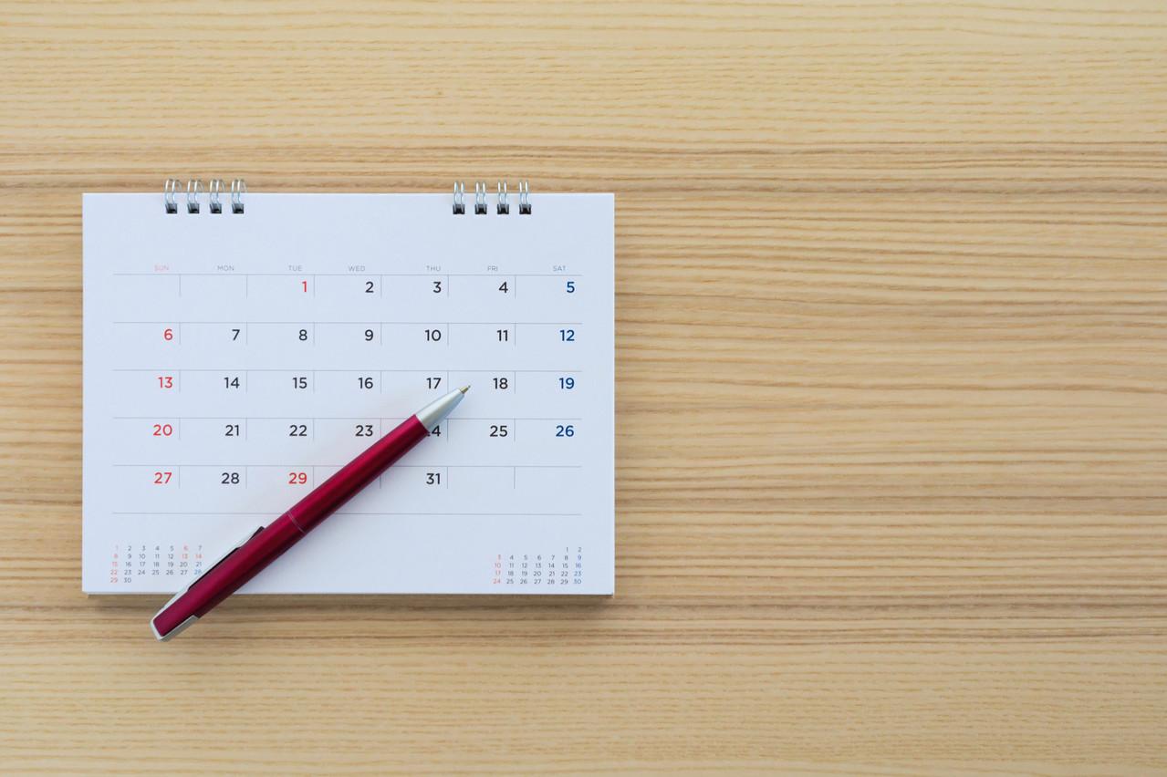 Les congés payés peuvent être reportés en illimité dans certaines entreprises, mais la règle de base veut qu'on les prenne avant la fin de l'année. (Photo: Shutterstock)