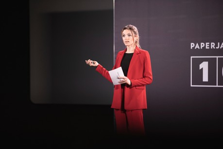 Elodie Trojanowski (Luxfactory) (Photo: Simon Verjus/Maison Moderne)