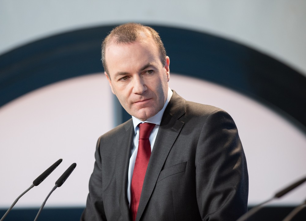 L'Allemand Manfred Weber n'obtient pas les soutiens nécessaires pour présider la Commission. (Photo: Shutterstock)