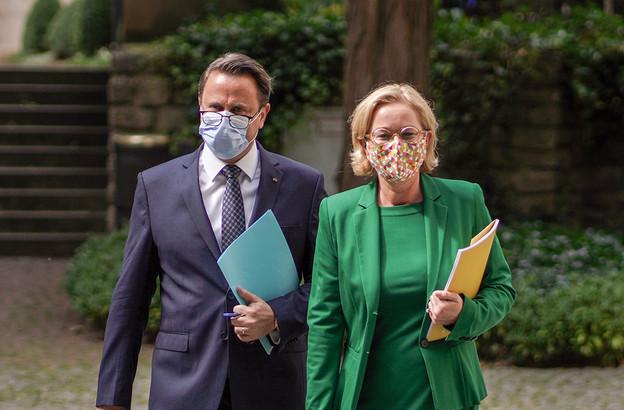 Depuis quelques jours, la ministre de la Santé et le Premier ministre ont distillé quelques messages qui ont résonné comme un avertissement à un durcissement des mesures sanitaires. (Photo: Romain Gamba/archives Maison Moderne)