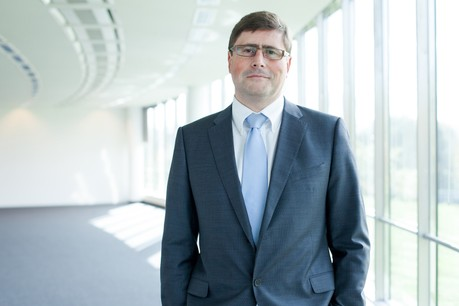 Dominique Galloy, CEO de Sigma Conso Luxembourg Photo : Sigma Conso Luxembourg