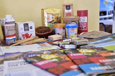 Le chiffre d'affaires généré par les ventes de produits issus du commerce équitable au Luxembourg a augmenté de 19% par rapport à 2017. (Photo: Fairtrade Lëtzebuerg)