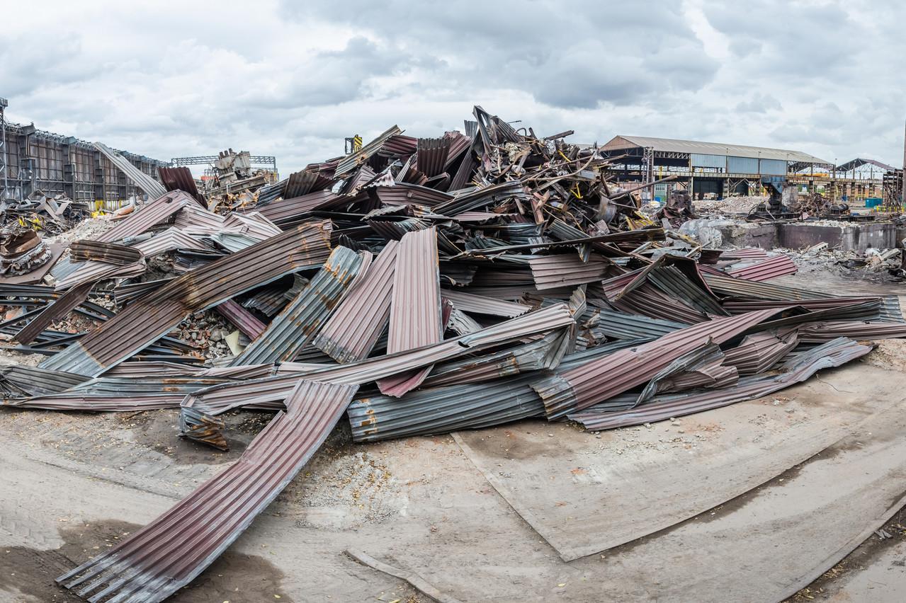 Le Luxembourg étouffe sous les déchets inertes, produits en grande partie par la construction. (Photo: Shutterstock)