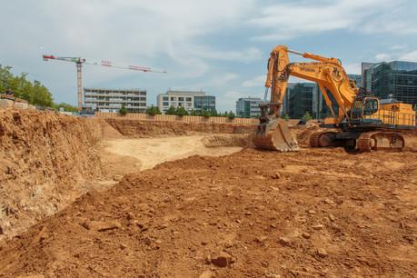 Le secteur de la construction au sens large permet de générer près d'un emploi sur sept au Luxembourg. (Photo: Matic Zorman)