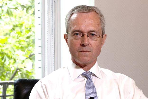 William DeVijlder estime que l'actuel rebond de l'inflation est temporaire. (Photo: BNP Paribas)
