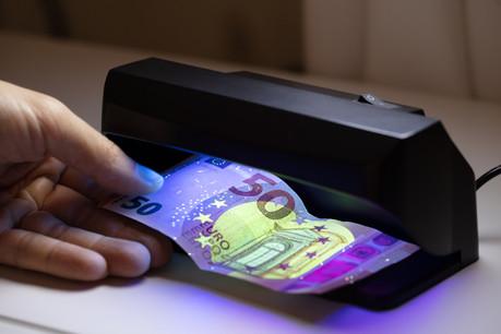 Le Grand-Duché a reculé dans le classement de la contrefaçon de monnaie au niveau européen, de la 20e à la 24e place. (Photo: Shutterstock)