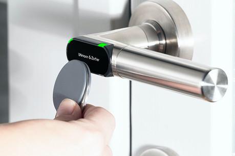 Le contrôle d'accès autonome nouvelle génération : un portier intelligent (Photo : DSK Systems)