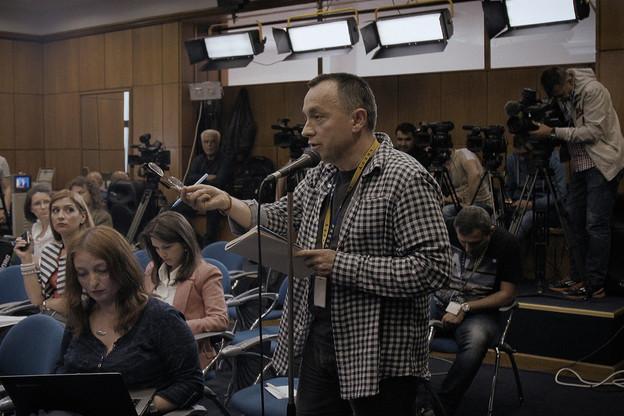 Le film d'Alexander Nanau, «Collective», a été récompensé une nouvelle fois. (Photo: Magnolia Pictures)