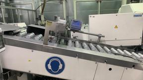 D'autres produits sont préservés dans des aérosols en aluminium, fabriqués sur le site d'Echternach par International Can. ((Photo: Maison Moderne))