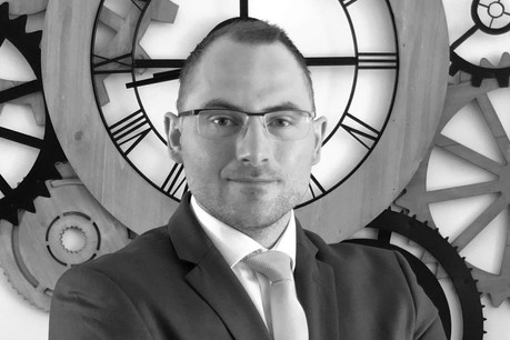 Jonathan Marroyen: «Nous sommes avant tout une équipe d'entrepreneurs spécialisés dans des domaines complémentaires (fiscalité, finance, droit et assurance). Les challenges qui s'imposent aujourd'hui aux entreprises requièrent de l'expérience et surtout de l'agilité.» (Photo: DR)