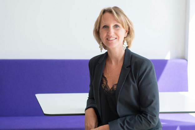 Sandrine Mesnil:«Notre objectif est de faire connaître aux acteurs du marché notre expertise globale en ressources humaines.» (Photo: Focalize)