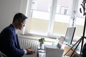 Julien Delpy, directeur du Paperjam Club ((Photo: Matic Zorman / Maison Moderne))