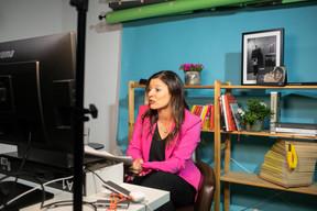 Nathalie Reuter, directrice des développements éditoriaux ((Photo: Matic Zorman / Maison Moderne))