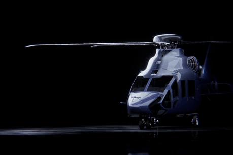 Nom de code «H160». Le nouvel hélicoptère d'Airbus sera accompagné de technologie luxembourgeoise. Ou comment l'audace d'un entrepreneur peut ouvrir la voie à des partenariats inattendus. (Photo: Zenview)