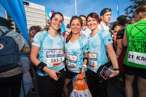 L'équipe de VP Bank était présente sur la ligne de départ pour la 14e édition de l'ING Night Marathon Luxembourg. ((Photo: Nader Ghavami))