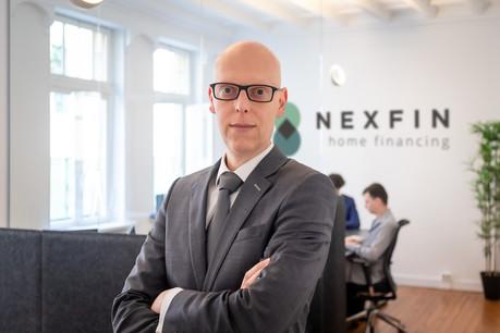 Vincent Quillé, CEO de Nexfin. (Photo: Nexfin)