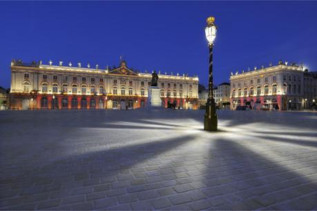 La Place Stanislas de Nancy devra se vider deux heures plus tôt, à partir du 2 janvier. (Photo: Shutterstock)