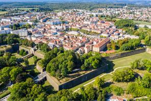 Longwy fait partie des villes concernées par le nouveau couvre-feu décrété en France. (Photo: Shutterstock)