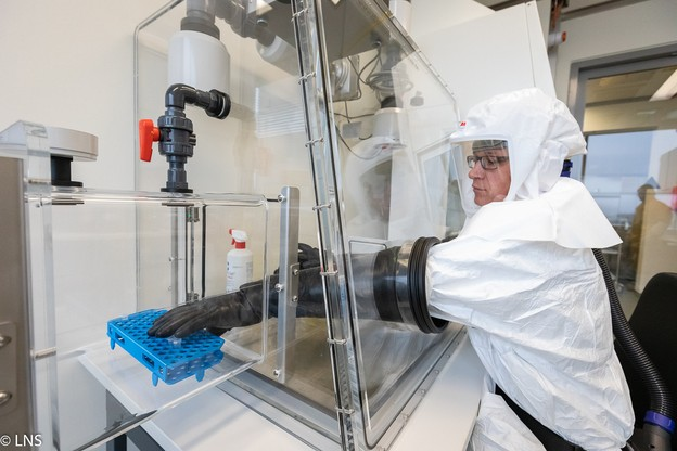 Après 98 nouvelles infections mercredi, 104 nouveaux cas ont été détectés jeudi au Luxembourg. (Photo: LNS / Michel Zavagno / Blitz Agency)