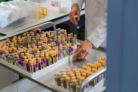La pandémie de coronavirus poursuit son déclin en ce début d'année 2021. (Photo: Romain Gamba/archives Maison Moderne)