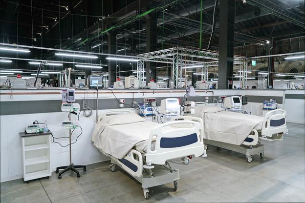 Petit à petit les lits d'hôpitaux se vident. (Photo: Shutterstock)
