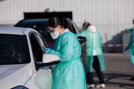 46.408 personnes ont été testées positives au Covid-19 depuis le début de la pandémie au Luxembourg. (Photo: Matic Zorman/Maison Moderne)