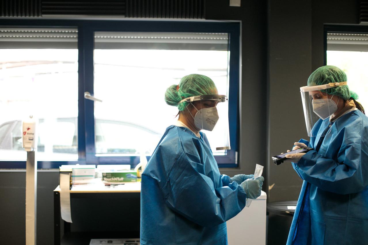 Quelque 7.841 tests ont été réalisés ce samedi au Grand-Duché. (Photo: Matic Zorman/Maison Moderne)