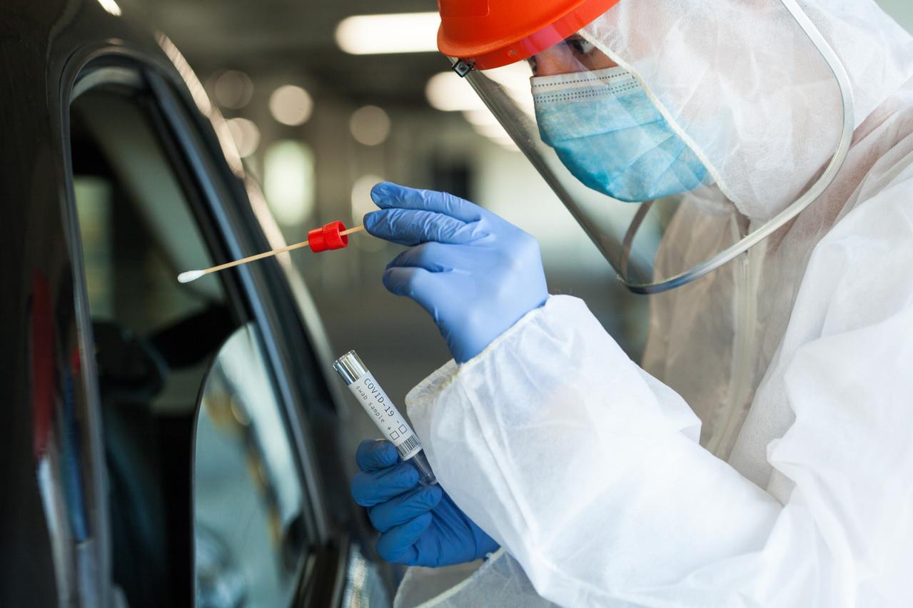 La seconde phase du large-scale testing pourra s'adapter à toute évolution de l'épidémie. (Photo: Shutterstock)