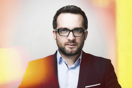 Emmanuel Vivier, cofondateur du HUB Institute. (Photo: Maison Moderne)